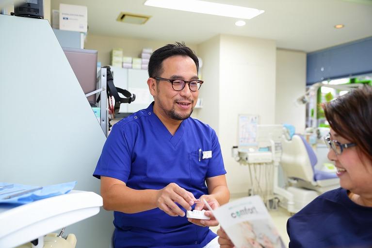 当院の入れ歯が選ばれている理由